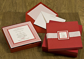 Invitation Boxes Cover