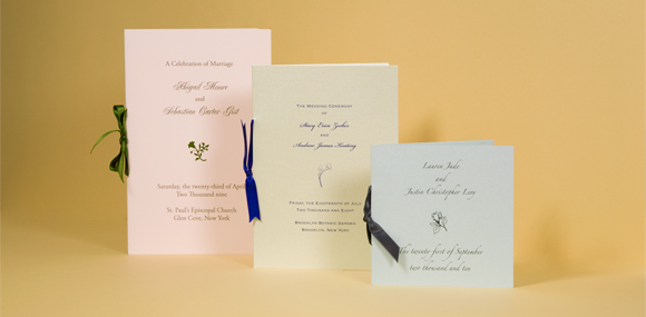 Wedding Programs Cover