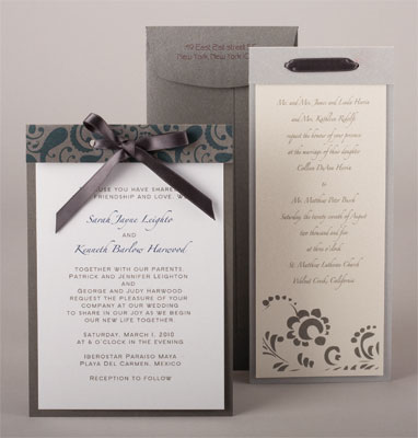 Layer Invitation Cover