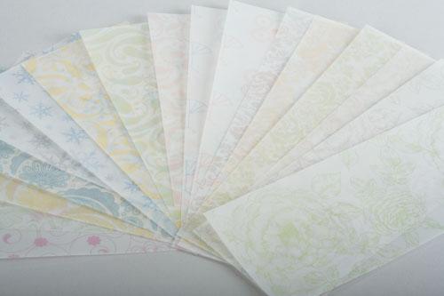 Pattern Translucent Paper Www Soho Paper Com
